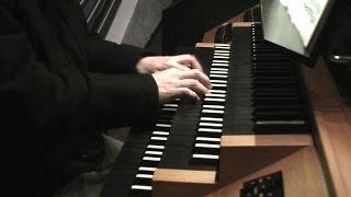 """J. S. Bach: """"Pastorale"""" BWV 590"""