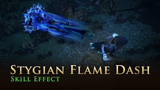 Path of Exile: Stygian Flame Dash