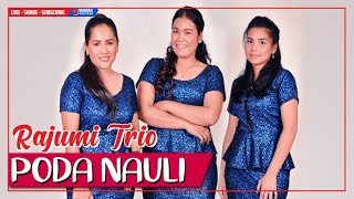 Gambar cover Rajumi Trio - Poda Nauli (Official Video)