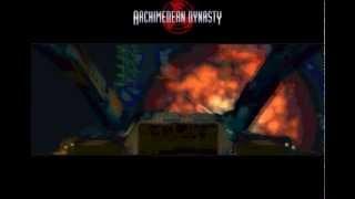 Archimedean Dynasty 1996 - Intro Game