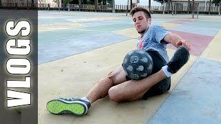 Afanando Mandarinas, Fútbol Freestyle & Entreno Fitness - GuidoFTO Vlogs Diarios