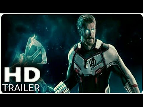 VINGADORES 4: ULTIMATO - Trailer 2 Dublado 'In The End' (2019) Fan-Edit