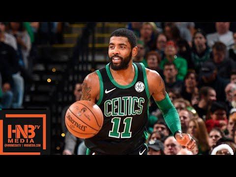 Boston Celtics vs Charlotte Hornets Full Game Highlights | 12/23/2018 NBA Season