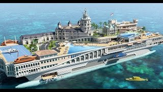 Top 5 Biggest Yachts In The World