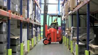 Bendi Forklift Truck (B313)