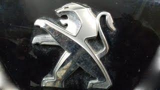 КАК заменить салонный фильтр и воздушный фильтр двигателя  Peugeot 308. #АлексейЗахаров. Авто