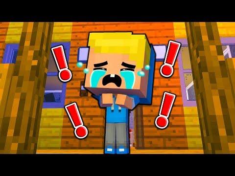 HANNO RAPITO MIO PAPÀ! - Minecraft ITA