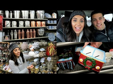 SHOP WITH ME! AT CHRISTMAS TREE SHOPS & THAT!