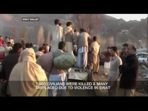 Inside Story - Sharia in Pakistan's Swat-18 Feb 2009-Part 1