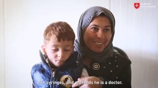 Seeds of hope: Iraq - Fatima's story