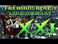 30K Lore, The Horus Heresy Lore Breakdown, A Thousand Sons!
