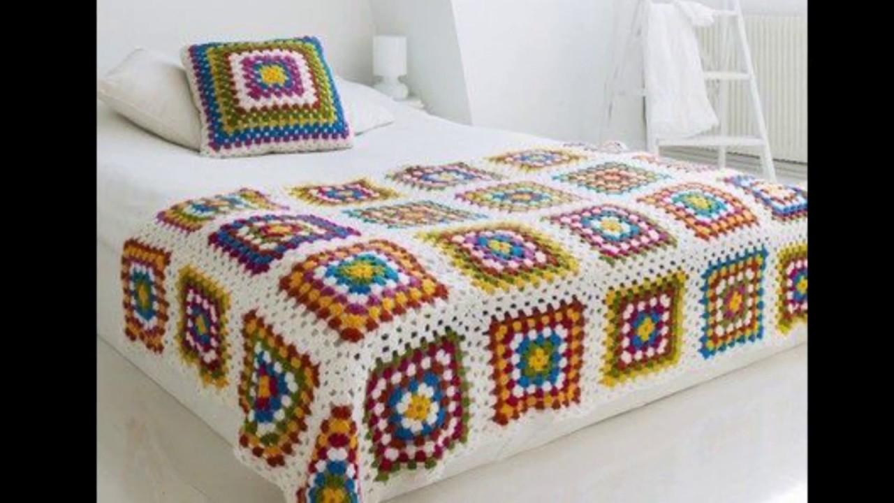 Pletena moda Креативные пледы в стиле 3D (Crochet & knitting)