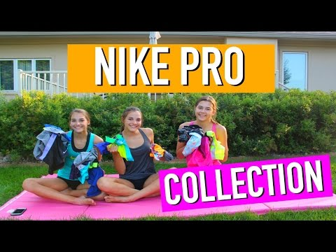 Nike Pro Collection | TheCheernastics2