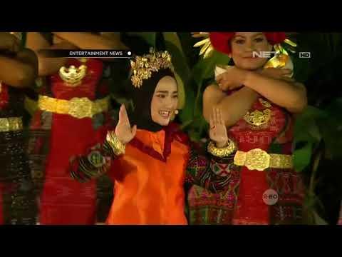 HEBOH PARADE ARTIS PADA PEMBUKAAN ASIAN GAMES 2018