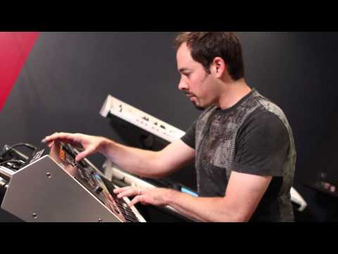 Roland JUPITER80 — Russell Graham Demo