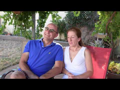 Greg & Catherine Page - Married 30 years--talks about their successful marriage