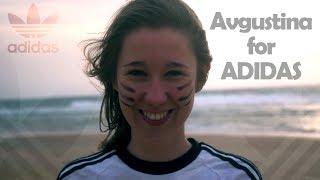 Avgustina For ADIDAS