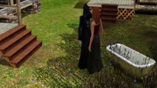 Sims 3 - How to get the Grim Reaper as active Sim?