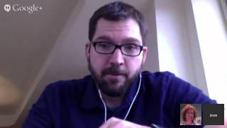 Jesse Stommel discusses hybrid teaching and learning