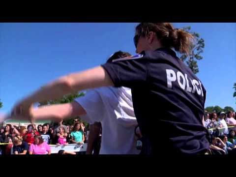 Shattered Lives Caney Creek High School 2016