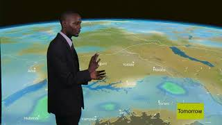 Weather Forecast for 20 09 2018