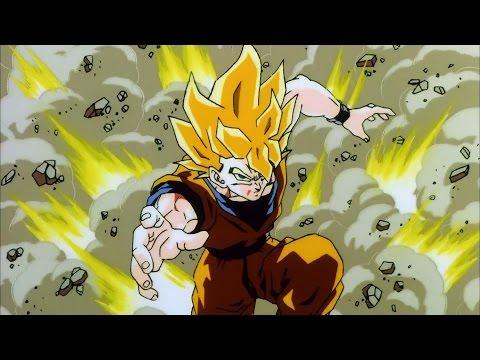 Goku and Vegeta vs Meta Cooler AMV Believe