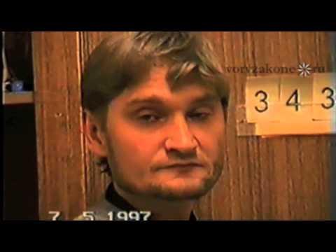 питерский вор в законе Василий Карабашев