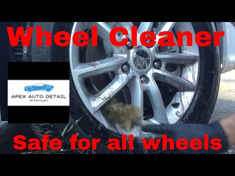 The best wheel cleaner safe for ALL wheels??? If not...One of the best!!!