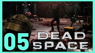 Dead Space Walkthrough Chapter 5 Lethal Devotion 1080p 60FPS