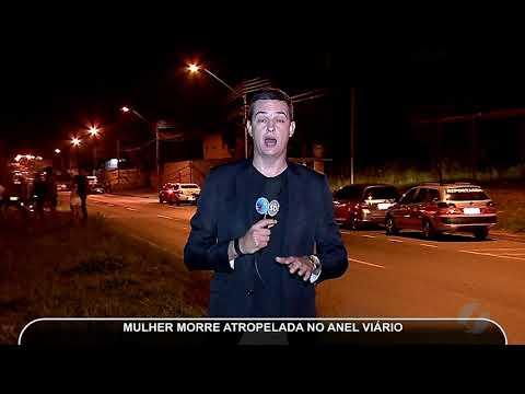 JMD (09/05/18) - Ciclista Morre Atropelada No Anel Viário