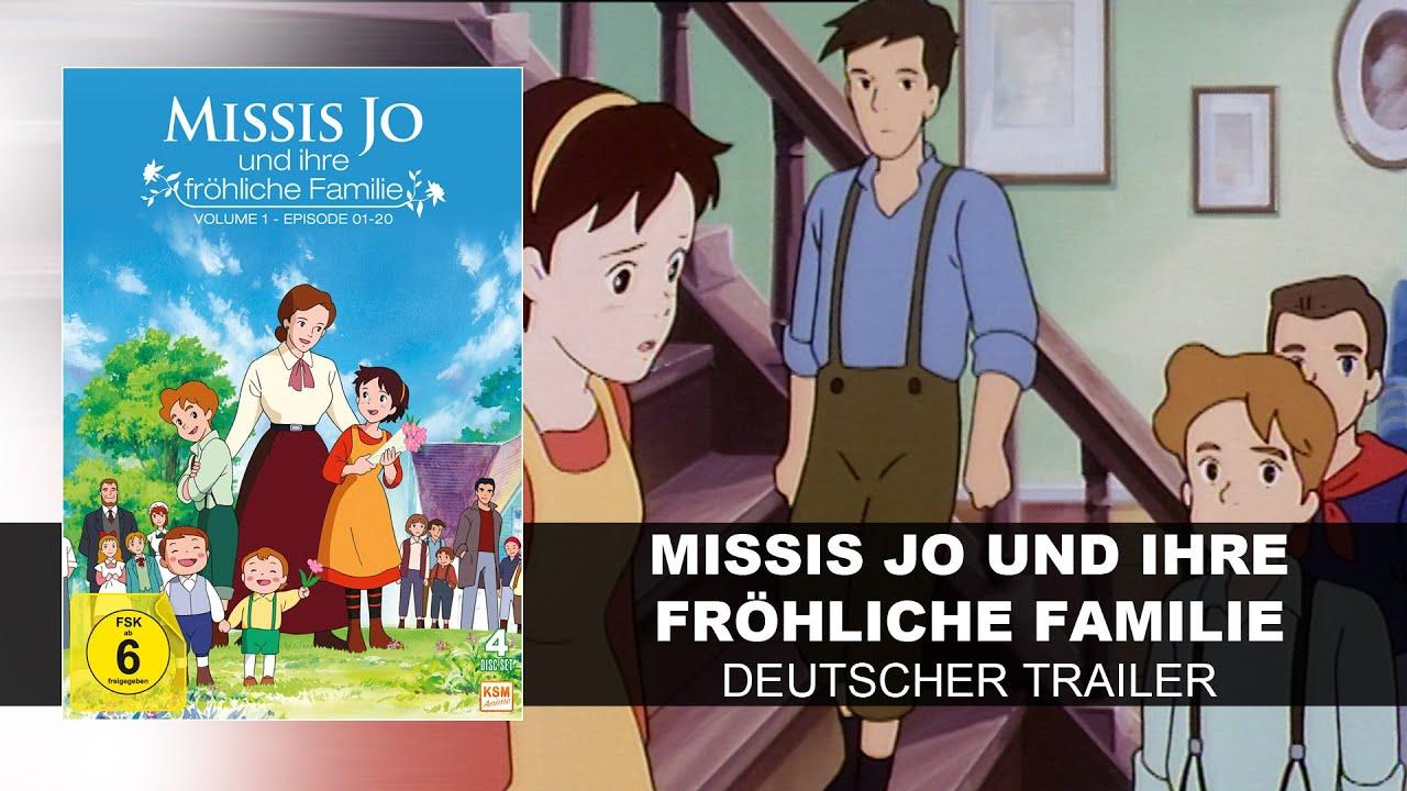 Missis Jo Und Ihre Fröhliche Familie