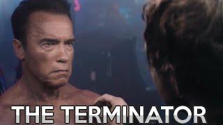 THE TERMINATOR VS DEAN AMBROSE ✦ 【WWE 2K16 Arnold Schwarzenegger T2】