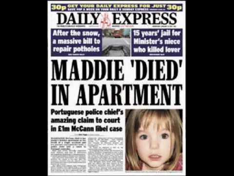 Are UK Public kept in DARK? UK MEDIA not reporting IMPORTANT details about Madeleine McCann?