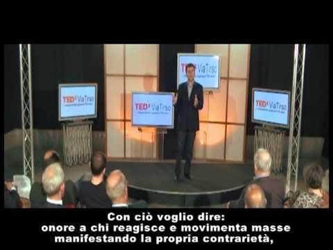 Pastorizia e cooperazione, l'unione fa impresa: Renato Illotto at TEDxViaTirso