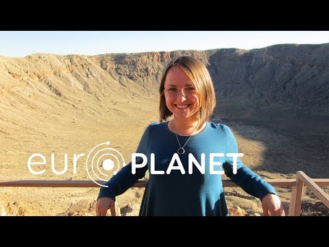 Europlanet webinar: Impact cratering – the most important geological process in our Solar System