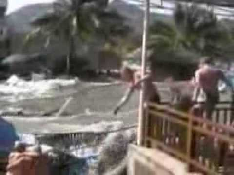 15   tsunami video   2004 12 26 tsunami phuket amateur video by john rasmussen no arcanciel@hotmail