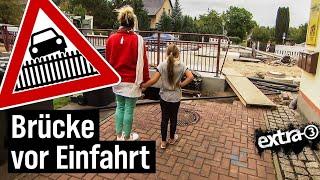 Realer Irrsinn: Zu langes Geländer | extra 3 | NDR