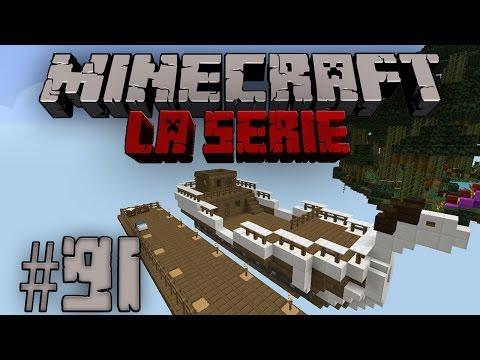 Minecraft: La serie -91- La Going Merry! [1/2]