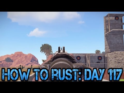 The New Bolt Action Iron Sights! | How To Rust: Day 117!