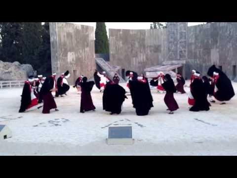 Antigone, Inno a Eros. Teatro greco Siracusa