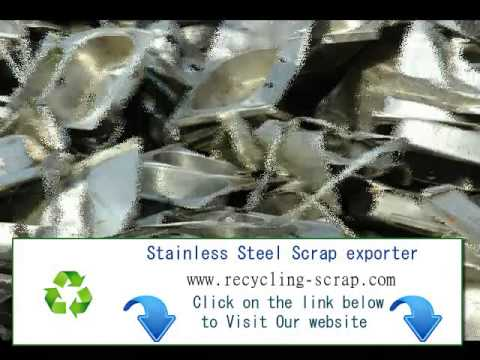 Burma Stainless Steel Scrap exporter importer wholesale suppliers