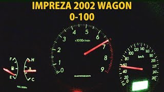 Highway pulls, testing my WRX SW 2002. Specs: Remap to E100 by MRac...