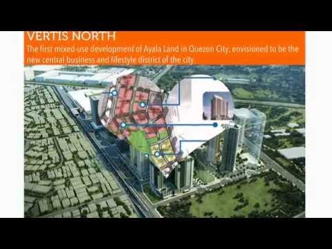 VERTIS NORTH BY AYALA LAND   QUEZON CITY CONDOMINIUMS