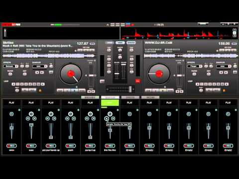สอนการใช้โปรแกรม Virtual DJ Home Pt.1