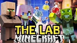 Pajama Party! | The Lab | Minecraft Minigame