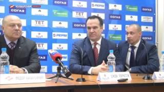 Пресс-конференция ЦСКА - Спартак (2:1)