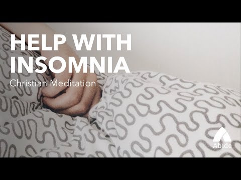 Guided Christian Meditation for Sleep & Insomnia (18 min)