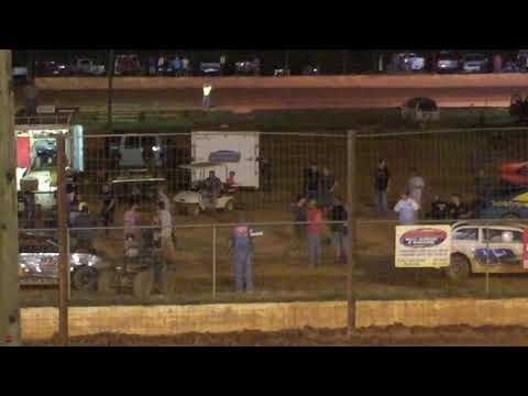 Hartwell speedway fight August 3rd 2019