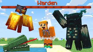 Download We brought Minecraft OLDEST REMOVED MOBS back to life