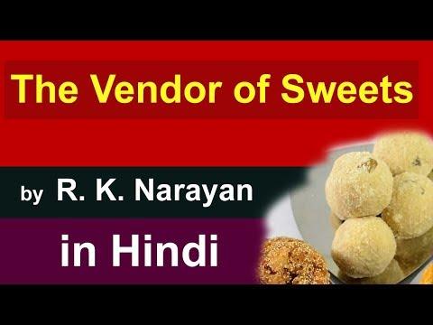 The Vendor Of Sweets By R.k.Narayan In Hindi